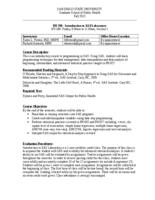 P H 798 Special Study: Introduction to SAS Laboratory, section 01