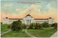 State Normal School, San Diego, California
