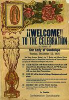 !!Welcome!! to the celebration in honor of Our Lady Guadalupe