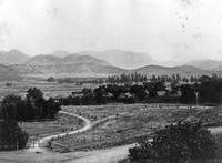 Valley and Lindo Lake, 1890