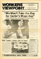 Workers Viewpoint: Volume 4, Number 2, 1979