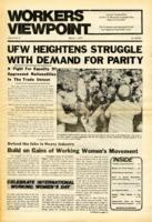 Workers Viewpoint: Volume 4, Number 4, 1976
