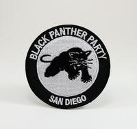 Black Panther Party, San Diego, 2017
