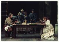 Taming of the Shrew, 2002, Elizabeth Heflin and unidentified actors